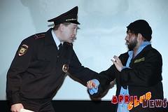 Артур Казберов, Михаил Галустян