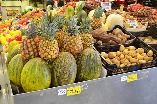 Pineapples from El Hierro, Canary Islands