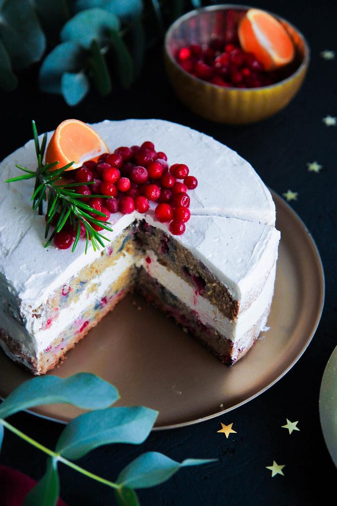 Gâteau de Noël recette