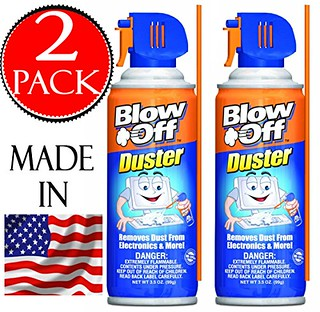 Compressed Air Duster Can MAX Professional Cleaner 1229... | by sss889
