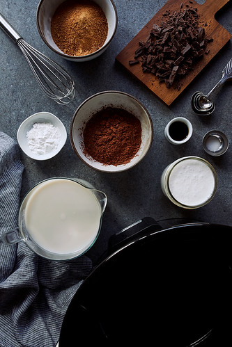Crock-Pot Hot Chocolate | by Tasty Yummies