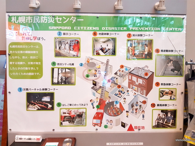 Sapporo Citizen Disaster Prevention Center