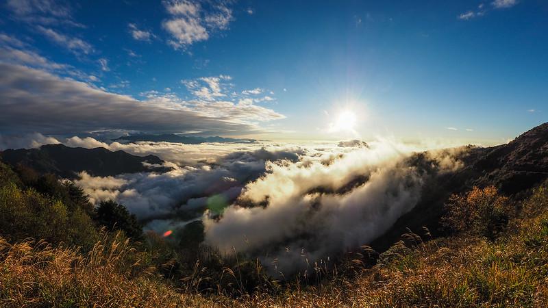 Sunset dusk|合歡山 Hehuanshan
