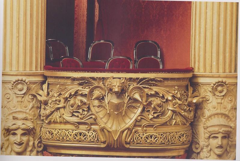 Le Palais Garnier - Page 2 32152220981_edb991fa85_c