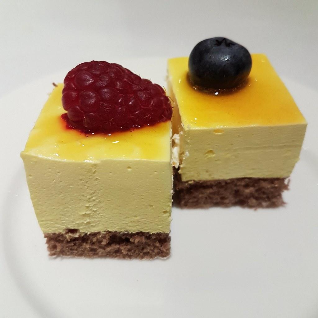 Dessert @ Al Safir hotel, Bahrain