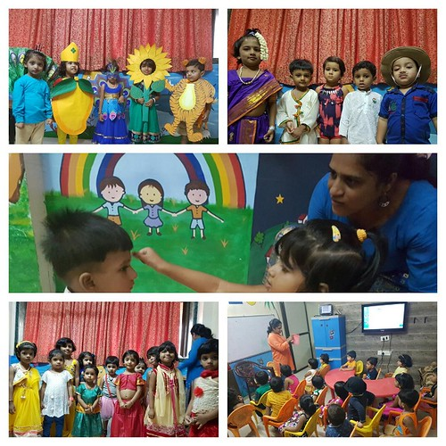 Little Angels Montessori Playschool Thane Mumbai