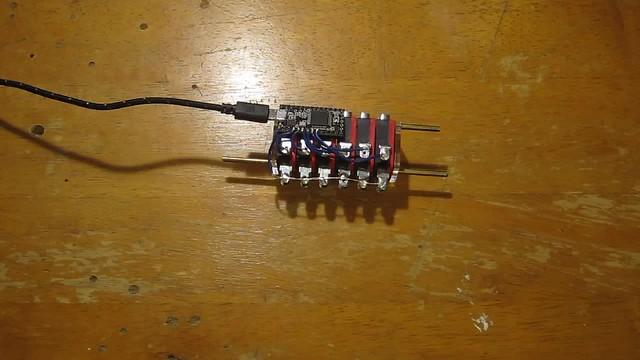 instrument-a-day 21: minitracker