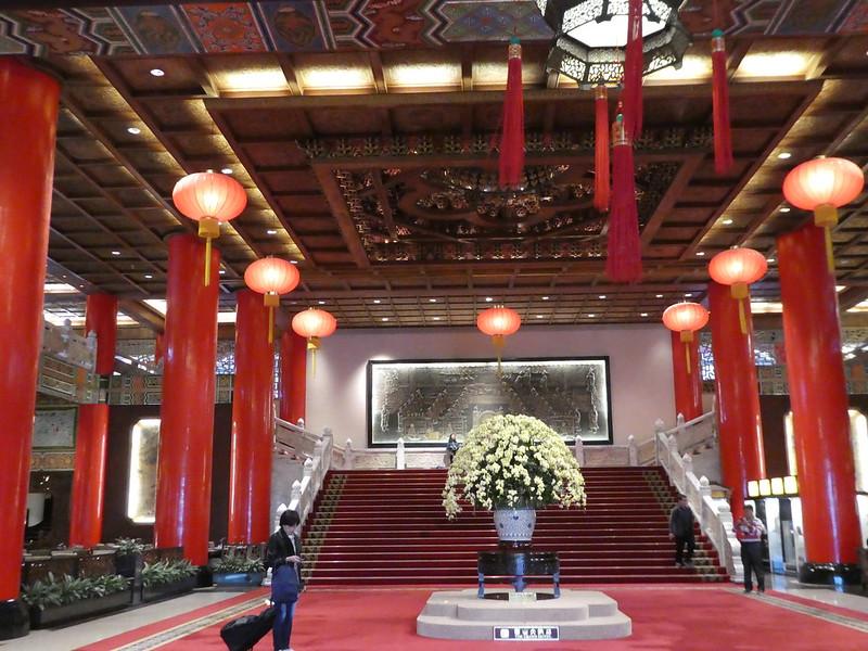 Lobby,Grand Hotel, Taipei