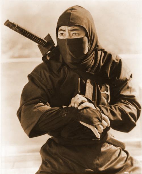 Shô Kosugi as Cho Osaki in Revenge Of The Ninja (Sam Firstenberg, 1983)