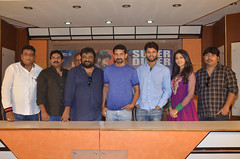 Dwaraka Movie Successmeet Stills