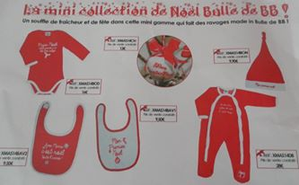 collection noel bulle de bb