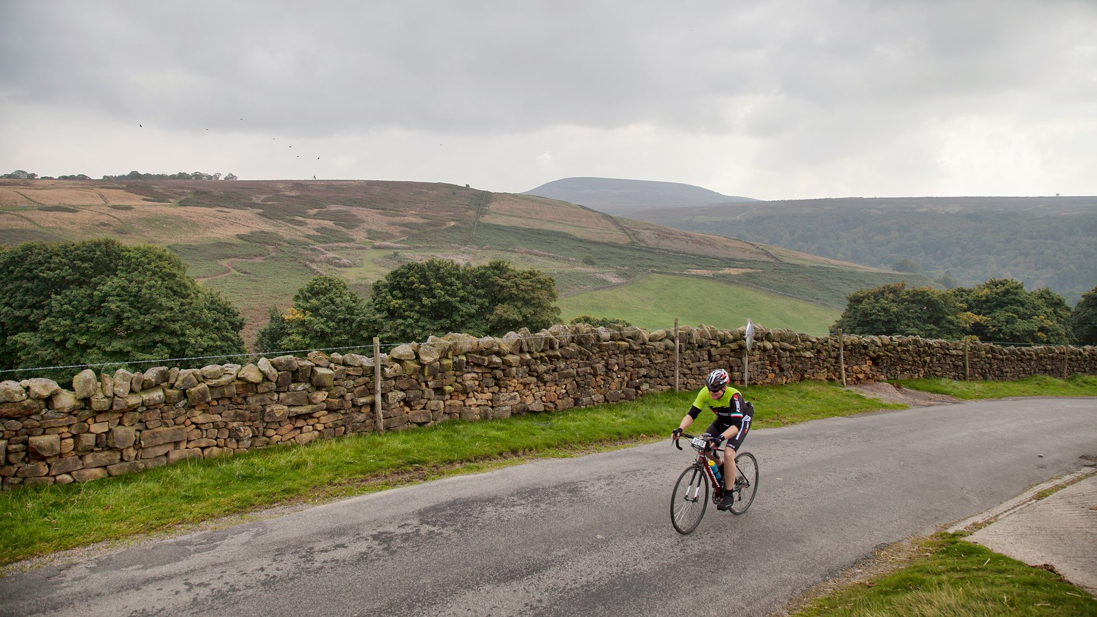 Wiggle Ay Up! Yorkshire Sportive 2015 Photos