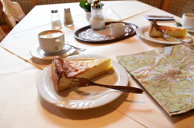 Kaffee und kuchen, Black Forest, Germany