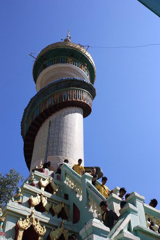 Как увидеть храм сверху, Моньва