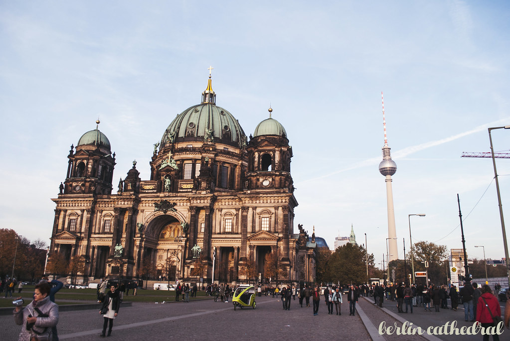 Berliner Dom - Travel Diary