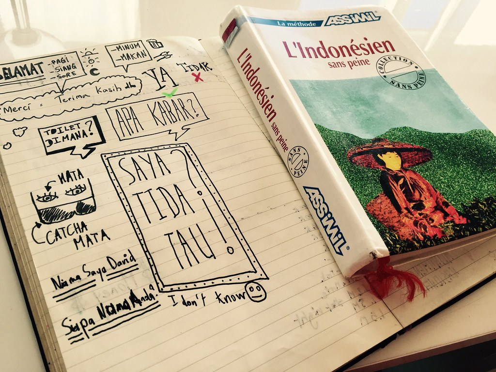 Apprendre l'indonésien sans peine