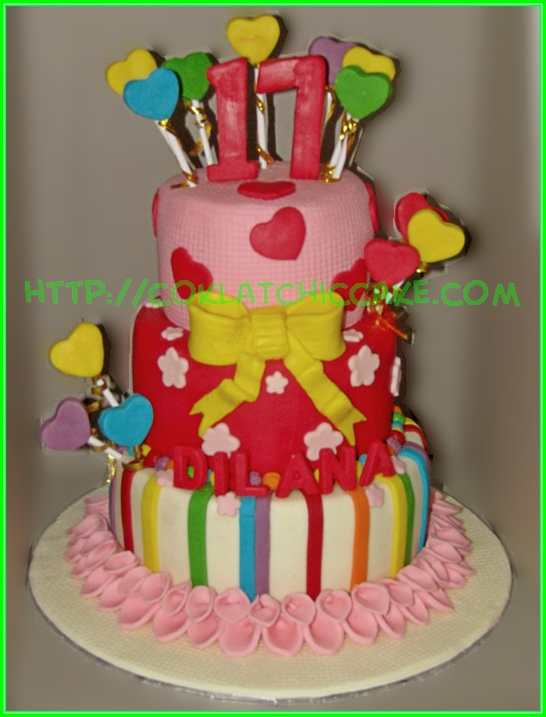cake custom