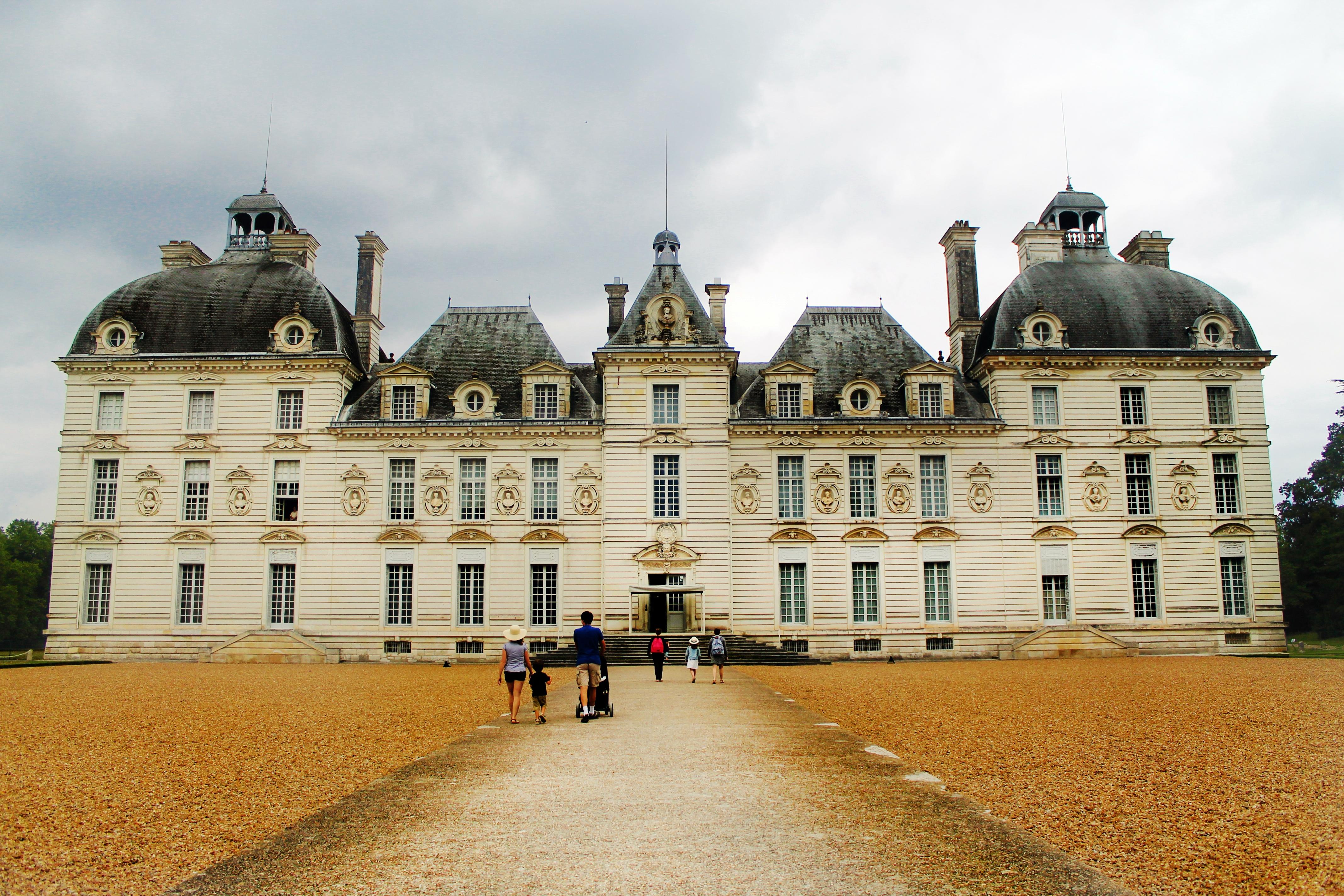 Visita ao Château de Cheverny, Vale do Loire