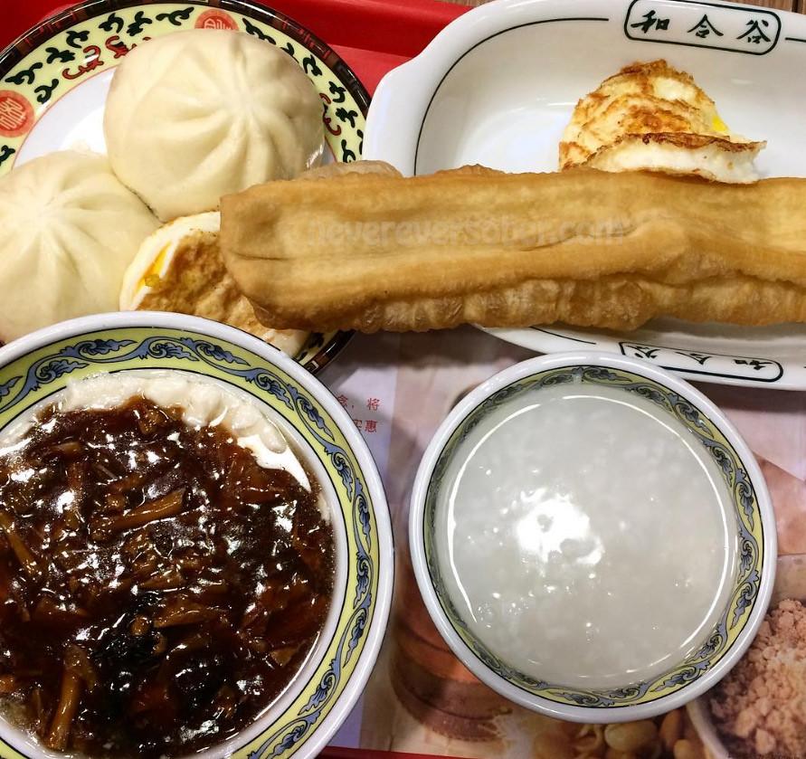 DouHua Baozi Youtiao