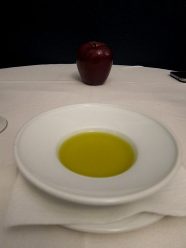 Apple and Olive Oil