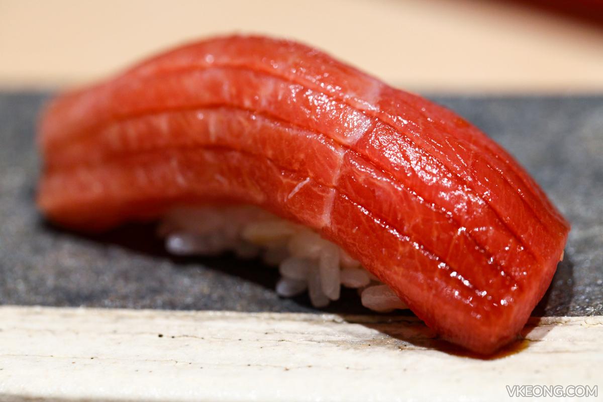 Sushi Azabu O Toro Nigiri Sushi