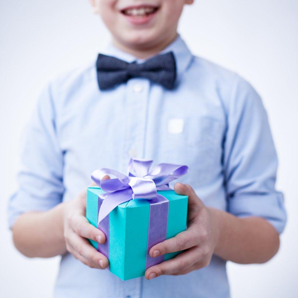 هدايا الأطفال