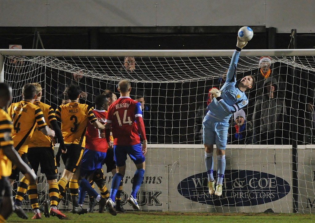 Dagenham & Redbridge v Maidstone United 150
