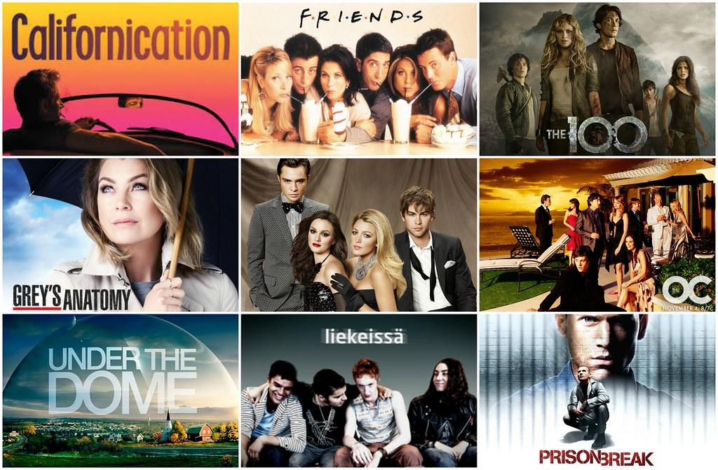 Netflix and viaplay favorites