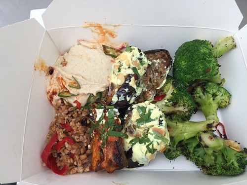Ottolenghi salad box