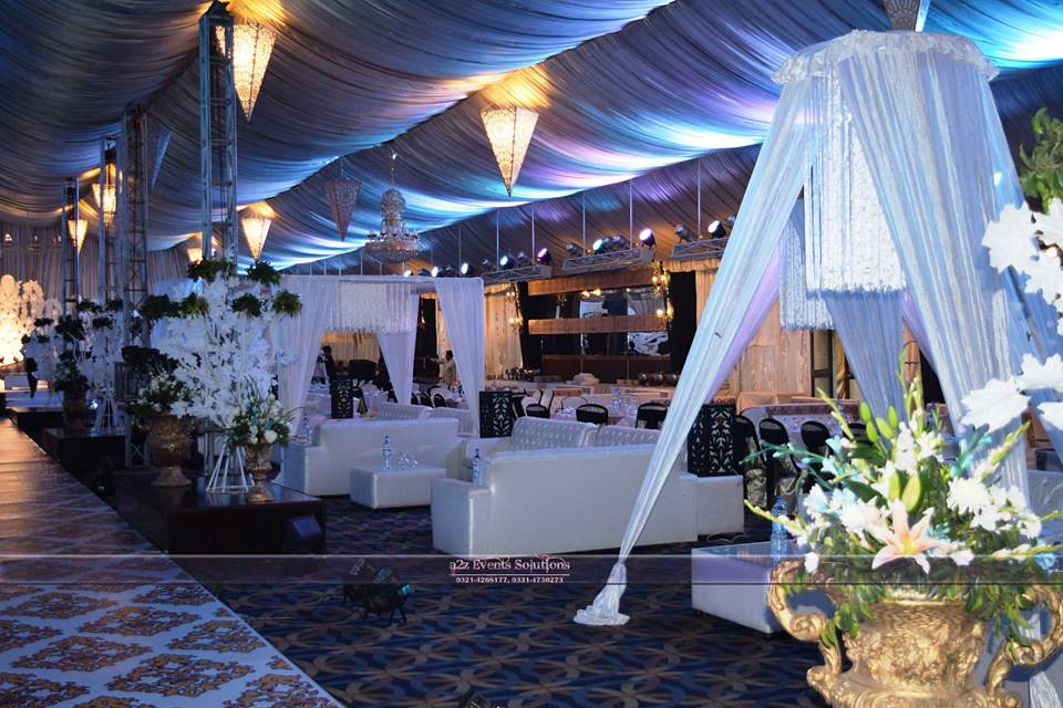 Pakistans Best Weddings Planners Decorators And Caterers Flickr