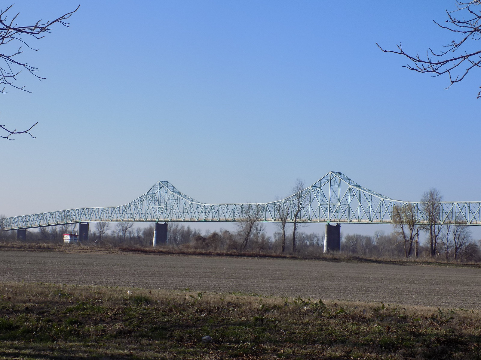 Cairo-Mississippi River Bridge