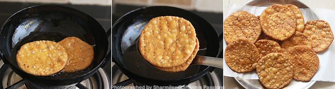 How to make Masala Mathri Recipe - Step11