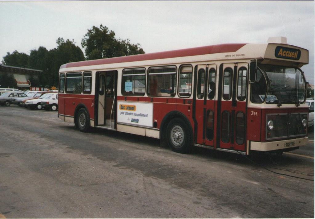 1989 MULHOUSE 68 BUS T...