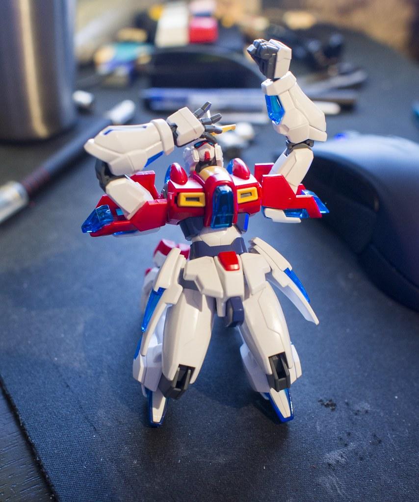 Try Burning Gundam Noooooooooooooo Swecficklampa Flickr By
