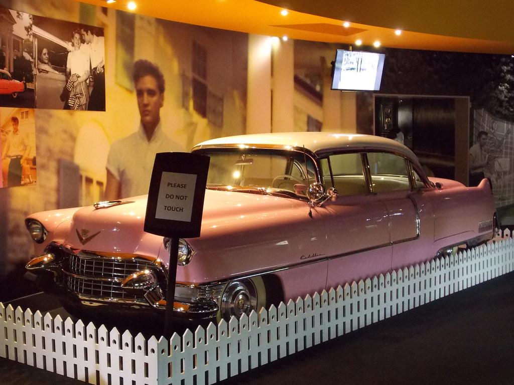 Elvis Presleys 1955 Cadillac Sixty Special Fleetwood Flickr Engine By Zacks Motor Photos