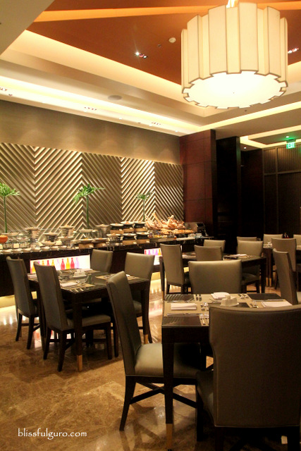 Crimson Hotel Manila Cafe Eight