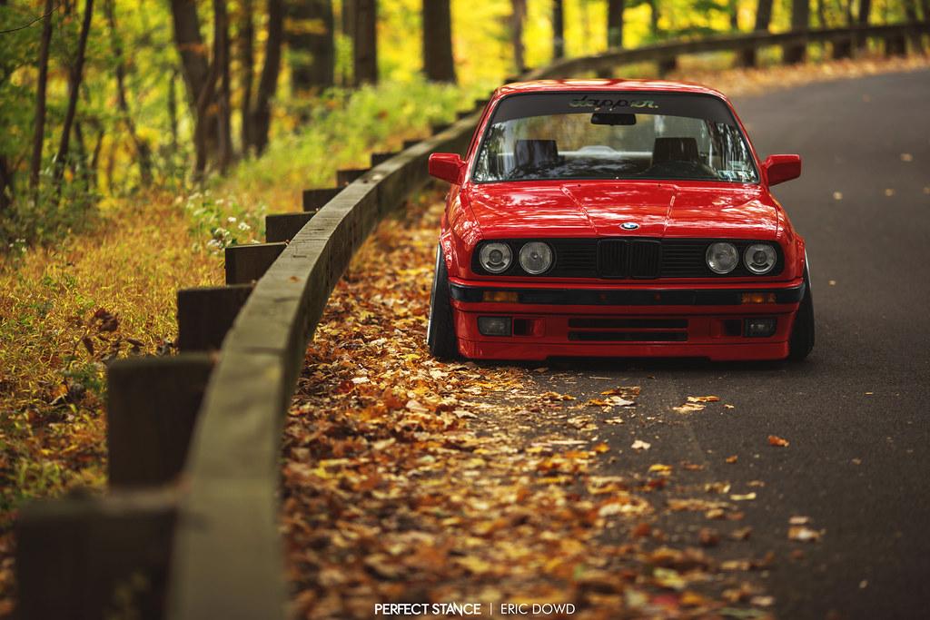 BMW E30   Perfect Stance // Eric Dowd Canon 5D MKIII Canon ...