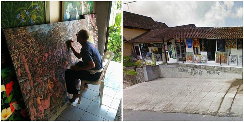 Nyoman Shop Bali