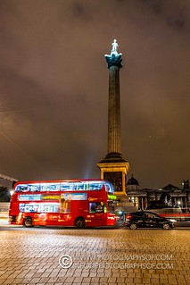 London at Night (7 photos)