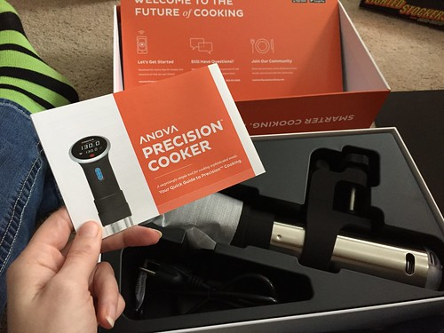 Anova Precision Cooker for Mom | by dianaschnuth