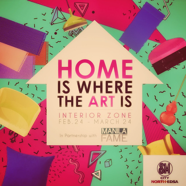 "SM Interior Zone Unveils Inspiring Art and Design with ""Home is where the Art is"""