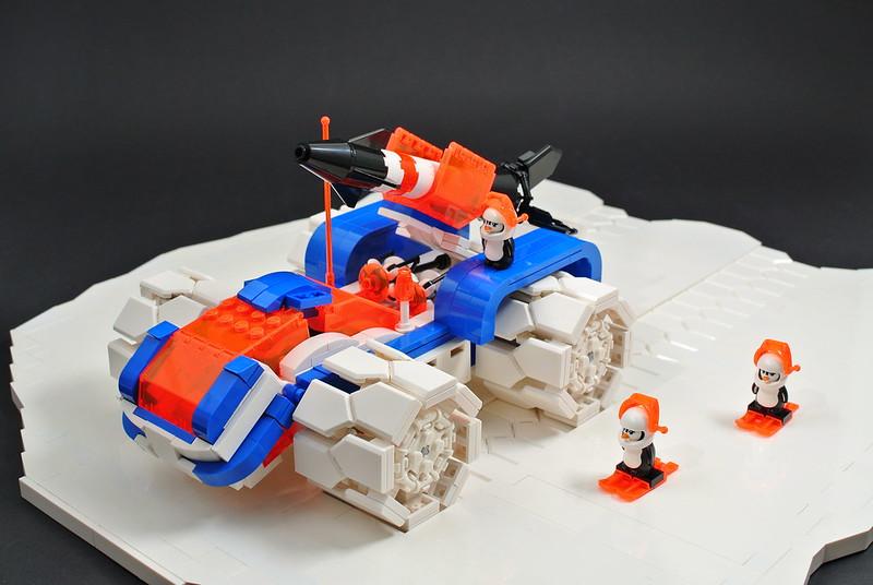 Finale Iron Builder 5.0: Ice-Sat B