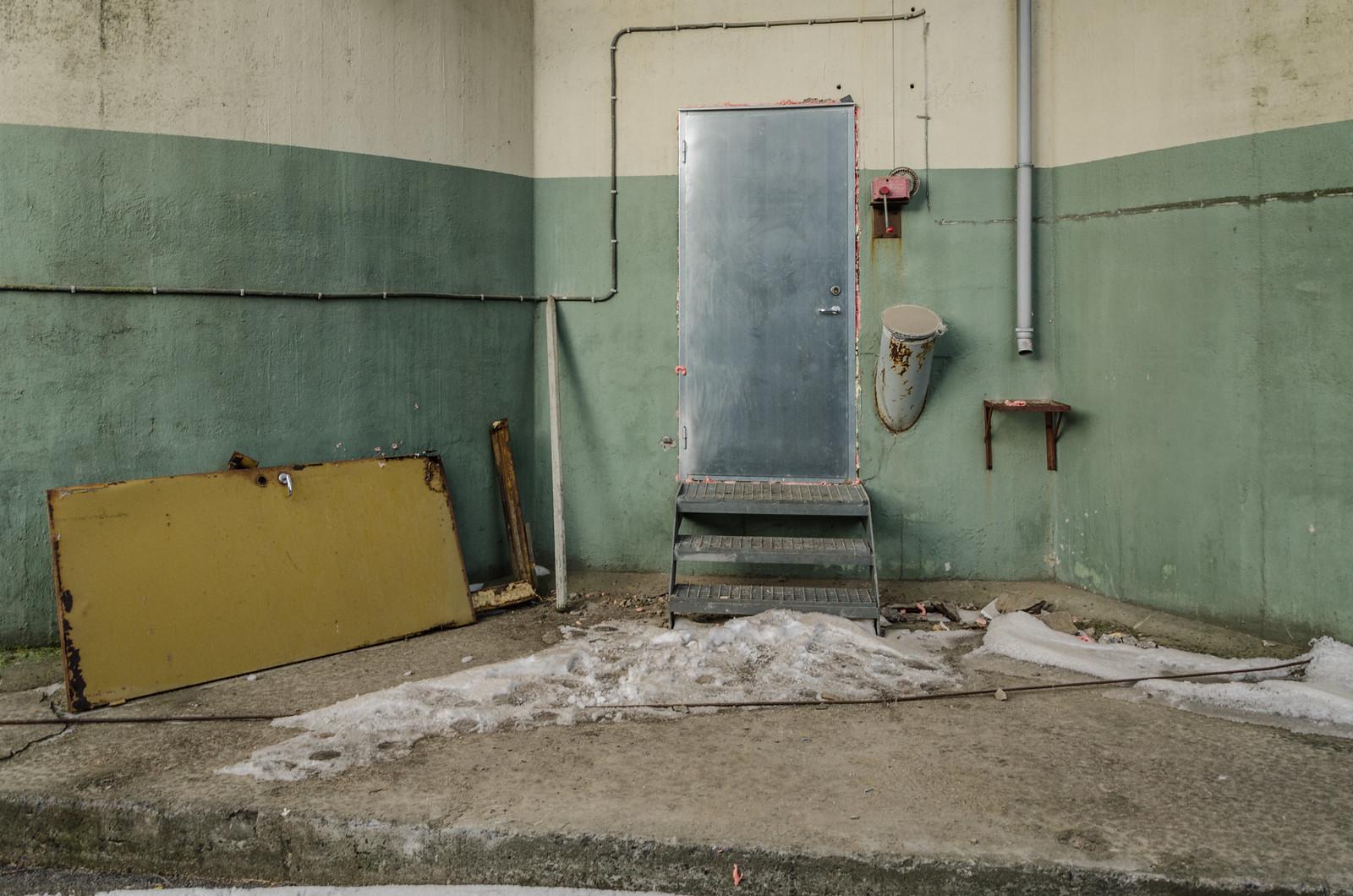 New door (silo detail) | by AstridWestvang