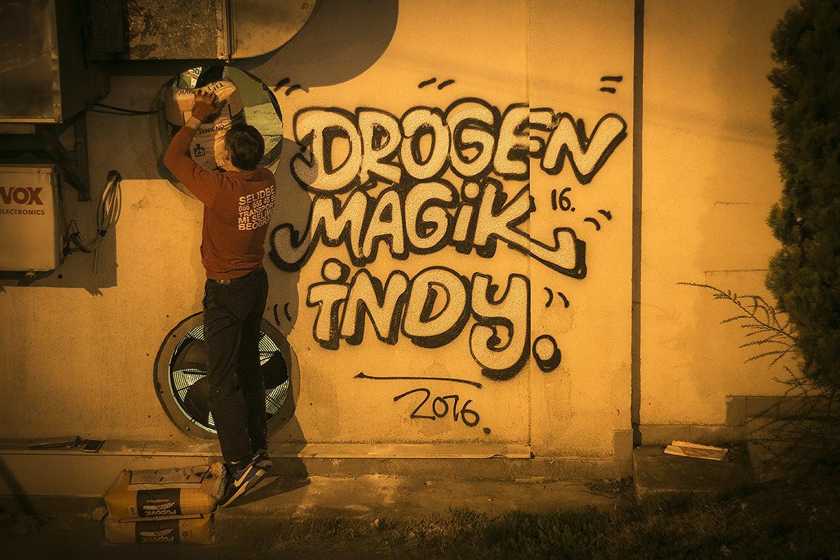 Drogen Magik