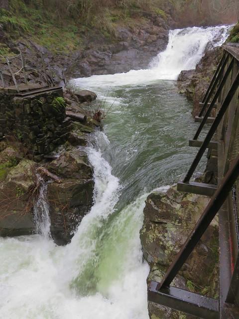 Yacolt Creek Falls