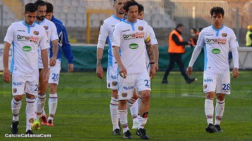 Lecce-Catania 1-0: Impotenti$