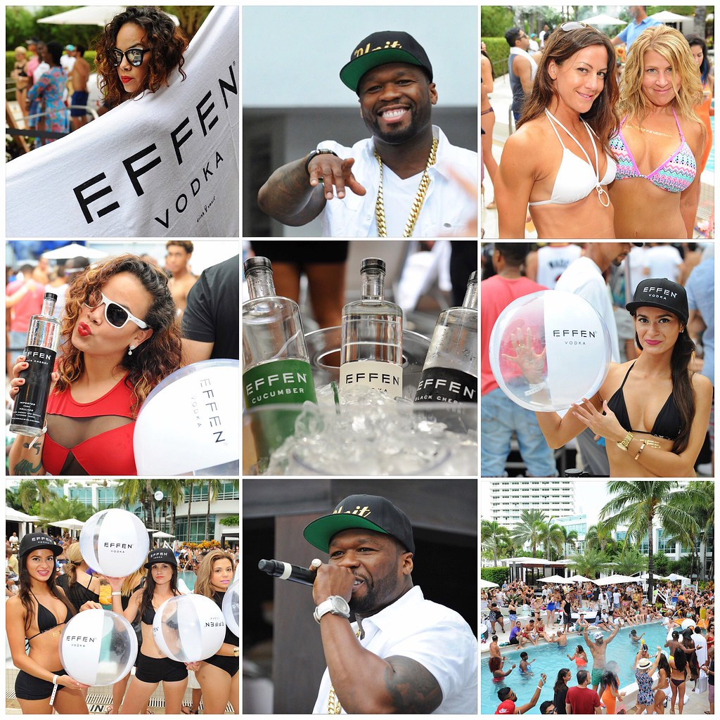 Cent Pool Party At Fontainebleau Miami Beach By Yankis