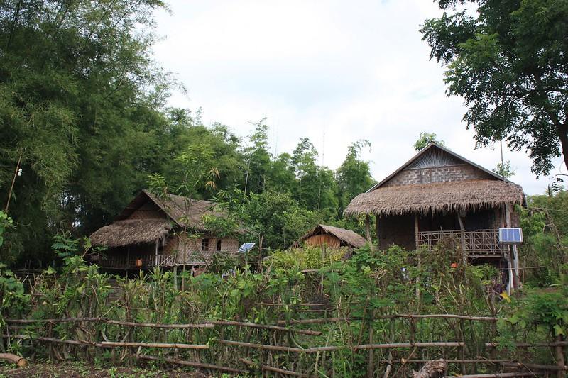 Селения Бирмы
