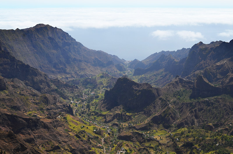 Ribeira do Paul, Santo Antao, Cape Verde
