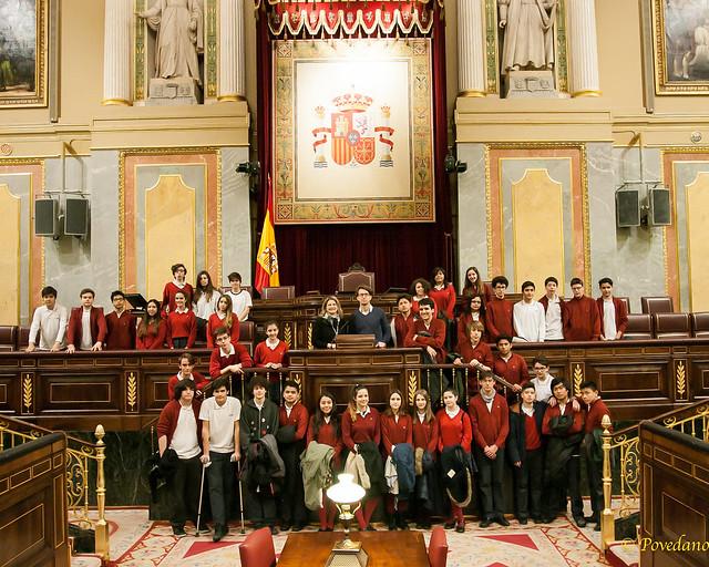 Secundaria: Congreso diputados